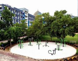 best CBSE education in India Outdoor Gym