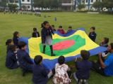 CBSE boarding school Sports Activities especially for younger students