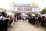 best CBSE education in Rajasthan Marathon Start Point_Flagoff Ceremony