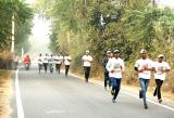 CBSE boarding school Marathon Run