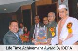 best CBSE education Life Time Achievement Award by IEDRA