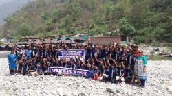 Annual School Tour to Dehradun-Rishikesh returned back