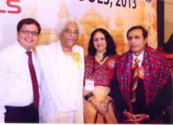 Dr Ravi S Sharma attended the National Conference