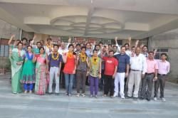 Another Chapter of Success : 13 Students scored more than 90 % in class 12th Result