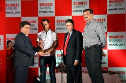 Chairman Dr Modi awaraded with the prestigious Business Rankers Award 2014