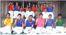 Students of Jhunjhunu Academy Left for Mumbai to participate in Youth Leadership Summit